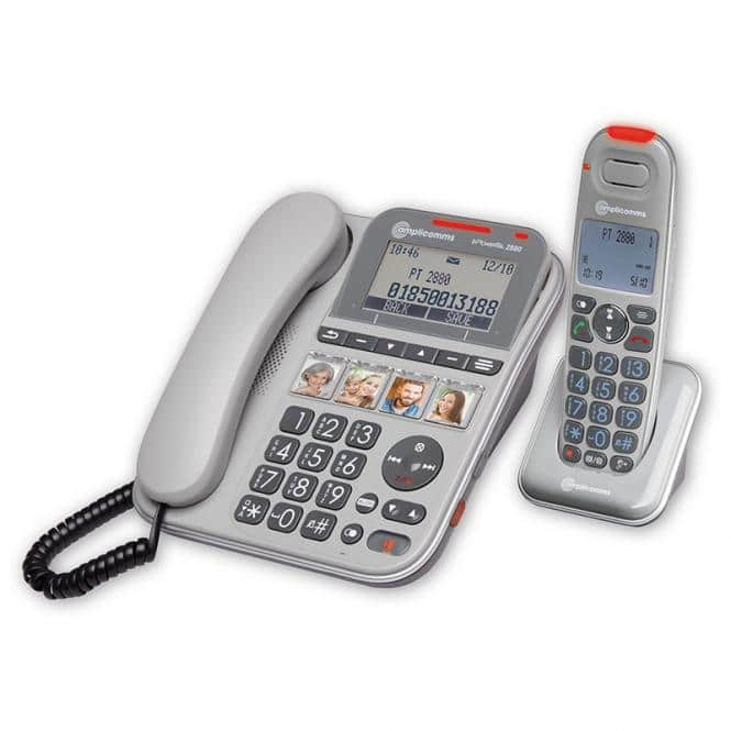 Amplicomms PowerTel 2880 Duo Set