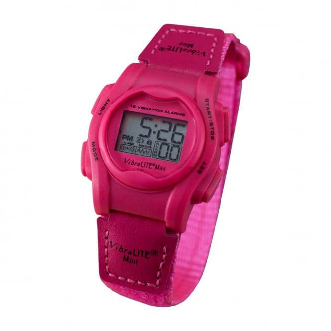 Vibrationsarmbanduhr VibraLITE Mini All Pink