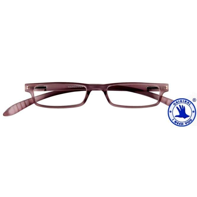 Lesebrille mit Etui Hangover Ice Red Iced