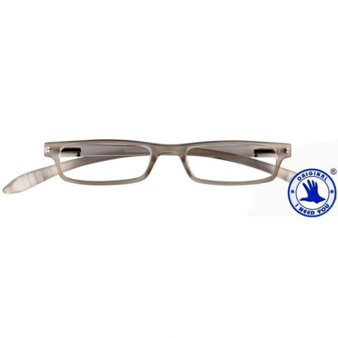 Lesebrille mit Etui Hangover Ice Brown Iced