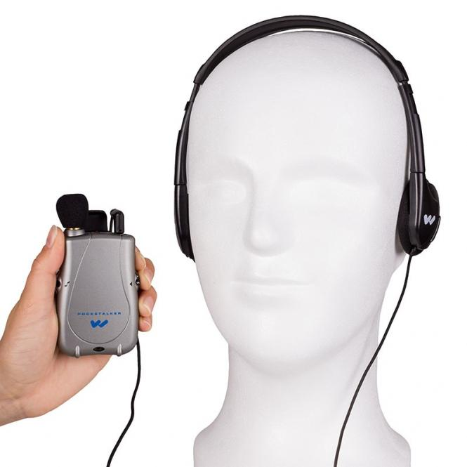 Hörverstärker Williams Sound Pocketalker Ultra