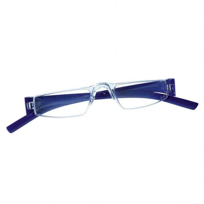 Lesebrille Cheap Blau