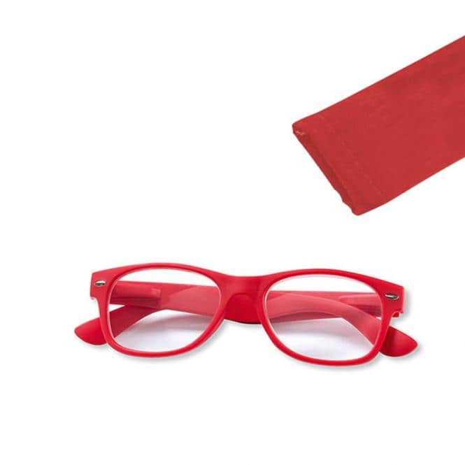 Lesebrille Victoria Curacao Rot