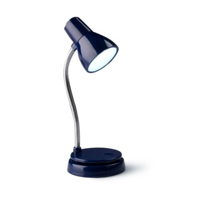 Mini-Leselampe Bookchair Little Lamp Blau