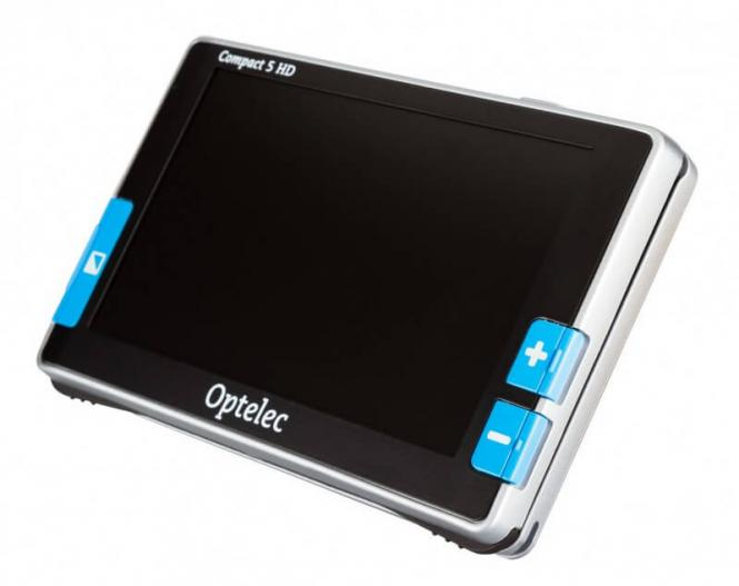 Mobile Lesehilfe Optelec Compact 5 HD