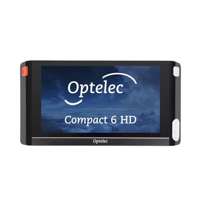 Optelec Compact 6 HD Speech Mobile Lesehilfe mit Sprachfunktion
