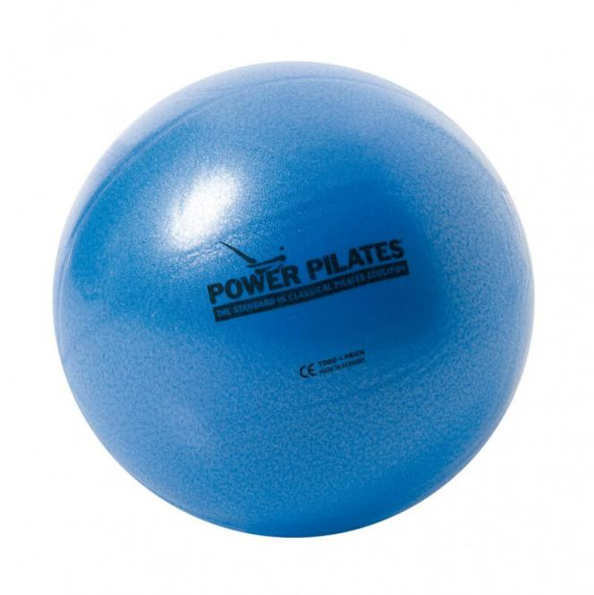Pilates-Ball Togu Ball Power Pilates 26 cm Blau
