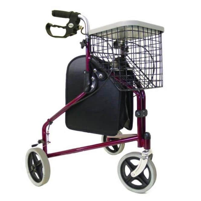 Rollator Drive Medical Tri Walker