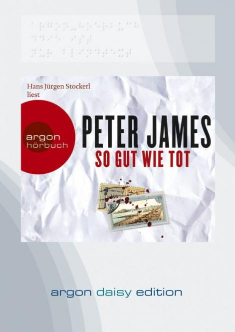 So gut wie tot - von Peter James
