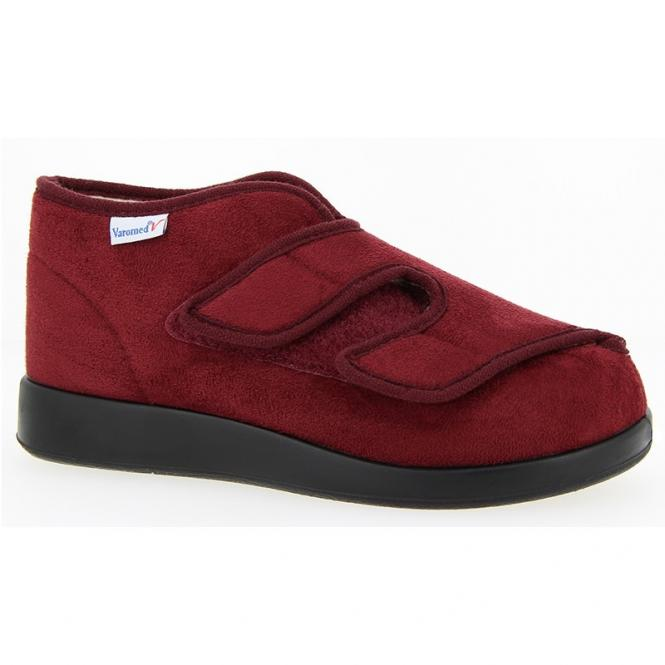 Verbandschuhe Unisex Varomed Microvelours Genua 60928 Bordeaux