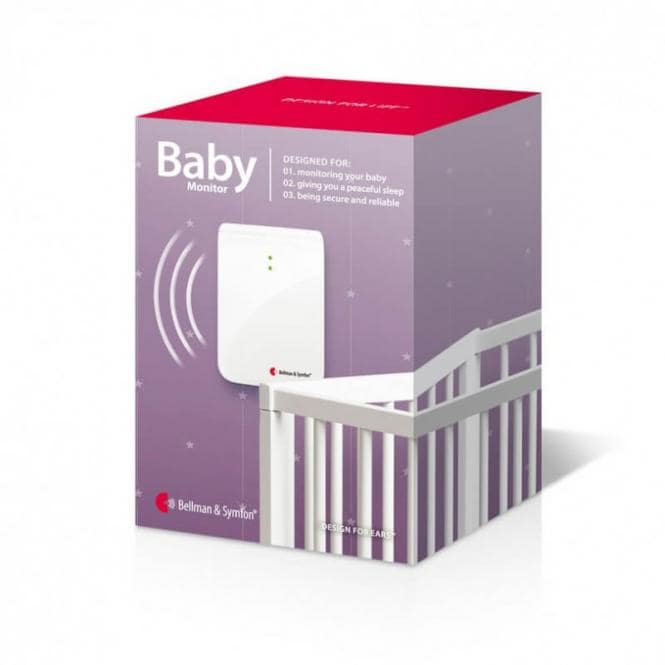 Bellman Visit 868 Babysender New Design