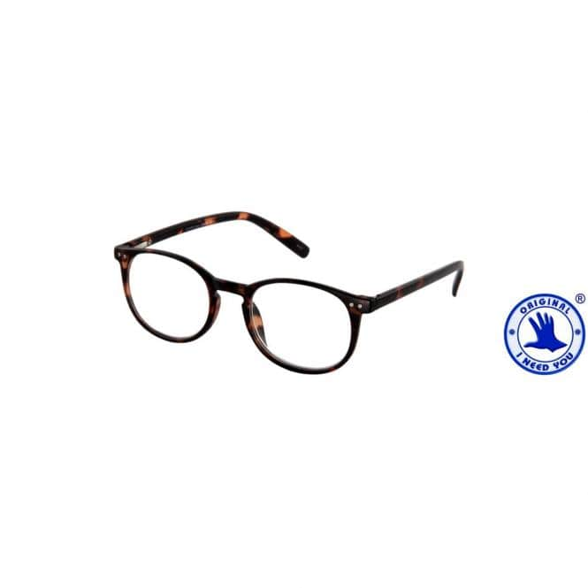Lesebrille mit Etui Junior New Havanna