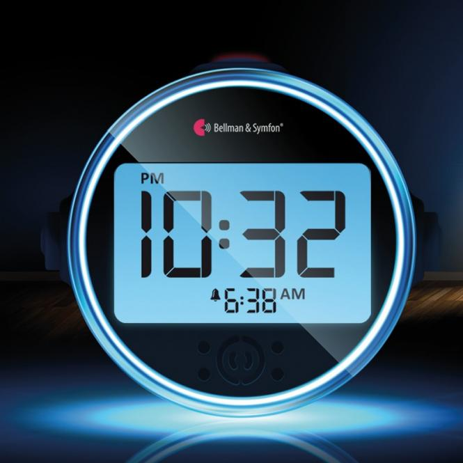 Digitaler Blitzlichtwecker Bellman Alarm Clock Pro Plus