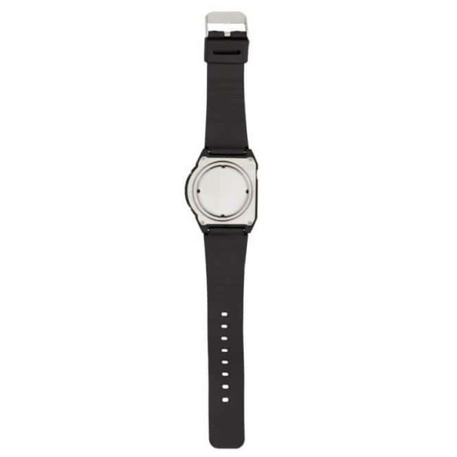 Sprechende Funk-Armbanduhr Big Button Black